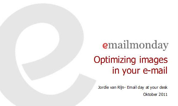 Ottimizzare le immagini nelle campagne di email marketing